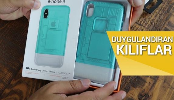 iPhone X ile nostalji yaptıran kılıflar! Hediyeli video!