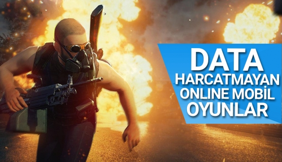 İnternet harcamayan online oyunlar!
