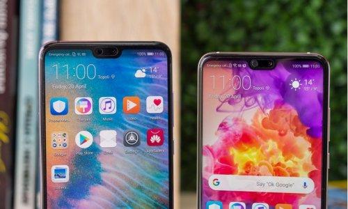 Huawei Mate 20 Lite görselleri sızdırıldı!