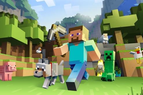 Minecraft filmi ertelendi!
