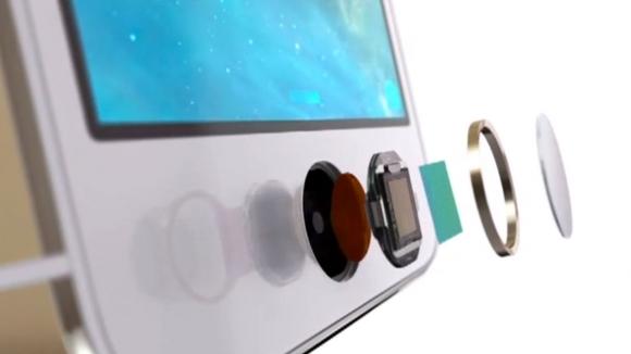 Apple yeni bir parmak izi okuyucusu patenti aldı!