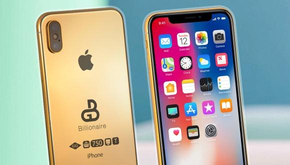 Dünyanın en pahalı iPhone'u ön siparişe sunuldu!