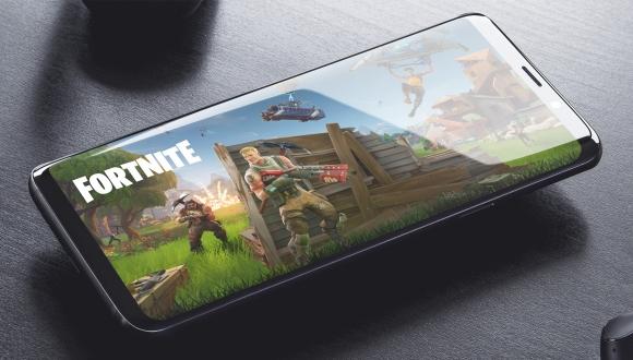 Android için Fortnite oynayış videosu sızdırıldı!