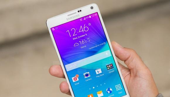 Galaxy Note 4 için yeni güncelleme yayınlandı!