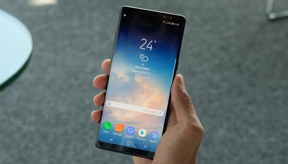 Galaxy Note 9 ön inceleme videosu sızdırıldı!