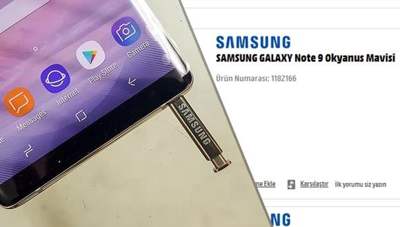 Galaxy Note 9 Türkiye fiyatı belli oldu!