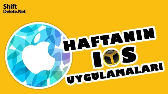 Haftanın iOS Uygulamaları – 25 Ağustos