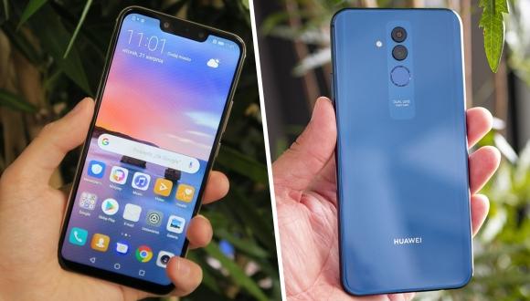 Huawei Mate 20 Lite ön inceleme yayınlandı!