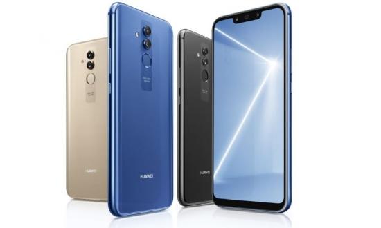 Huawei Mate 20 Lite indirime girdi