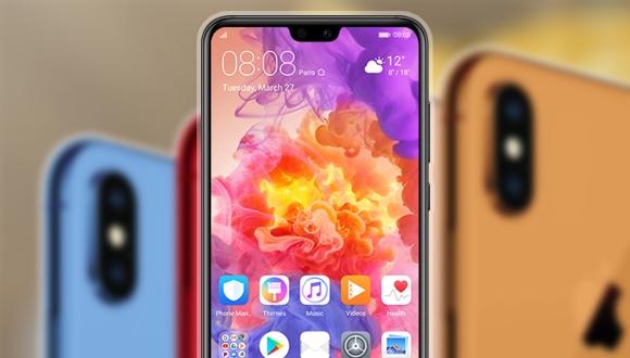 Huawei yeni iPhone modellerine büyük çalım attı!