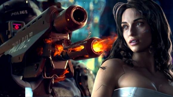 Cyberpunk 2077 ilk oynanış videosu yayınlandı!