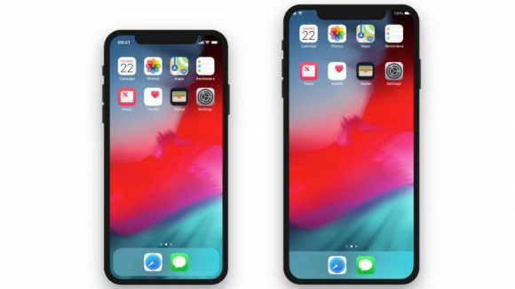 iPhone X Plus simgesi ortaya çıktı!