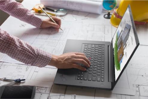 4K ve HDR ekranıyla ThinkPad X1 Extreme duyuruldu!