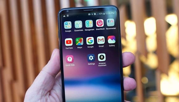 LG V40 ThinQ'nun teknik özellikleri sızdırıldı!