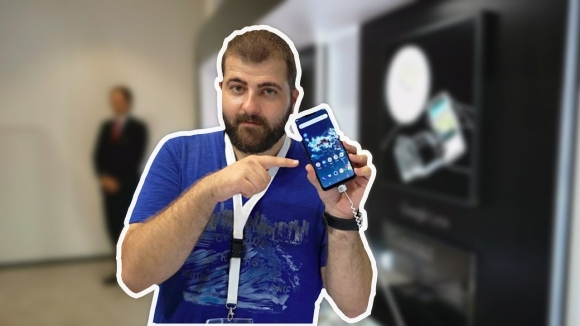 Android one amiral gemisi LG G7 One elimizde!