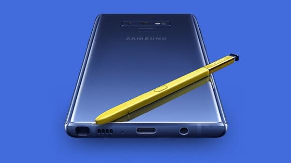 Samsung'un sitesinde Galaxy Note 9 ön siparişe açıldı!