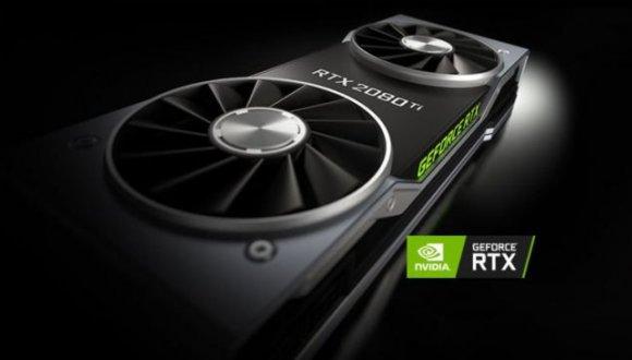 GeForce RTX 2080 performansıyla büyülüyor!