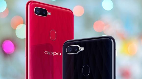 OPPO F9 tanıtıldı! İşte tüm özellikleri!