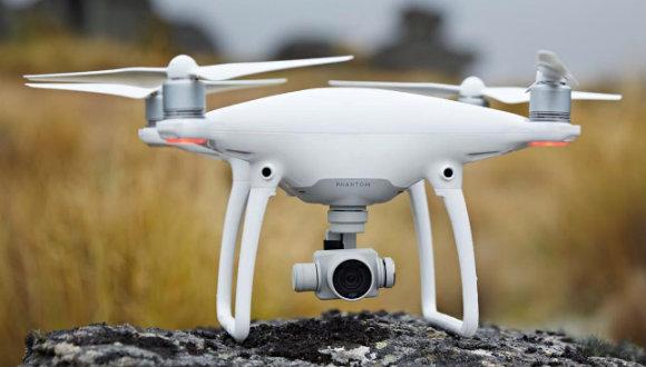 Otonom drone filosu çevreyi koruyacak!