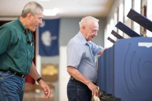 Oy kullanma makinelerini çocuklar hackliyor