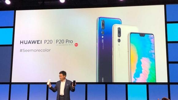 Huawei P20 Pro yeni renk seçenekleri tanıtıldı!
