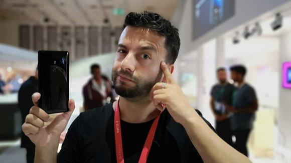 Sony Xperia XZ3 ön inceleme!