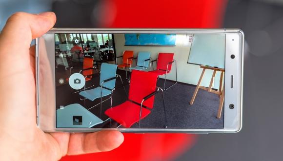 Xperia XZ2 Premium'un kamerası artık daha iyi!