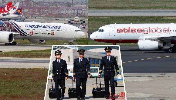 Türk pilotlar tartıştı: Çıkışta bekliyorum!