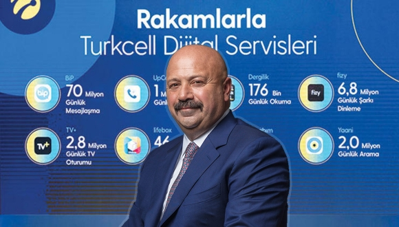 Turkcell: Bazılarını rahatsız etmeye devam edeceğiz!