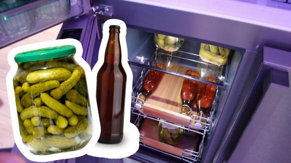 Vestel'den evde turşu yapan buzdolabı geliyor