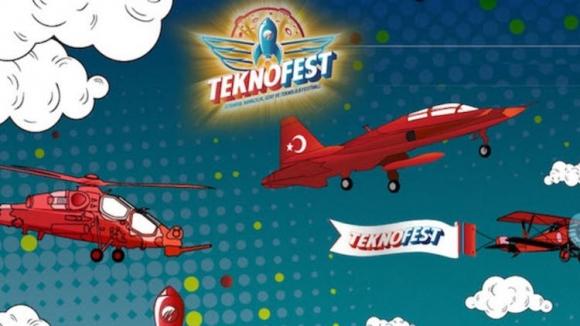 Microsoft Türkiye TEKNOFEST etkinliğinde
