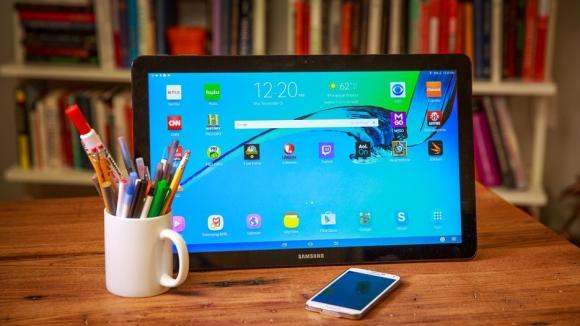 Büyük ekranlı Samsung Galaxy View 2 sızdırıldı!