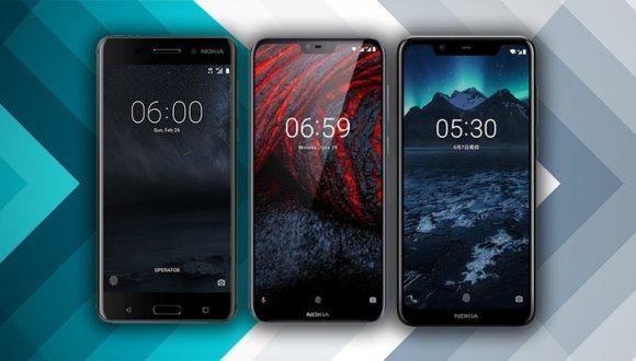 Nokia 9 ve Nokia X7 sızdırıldı!