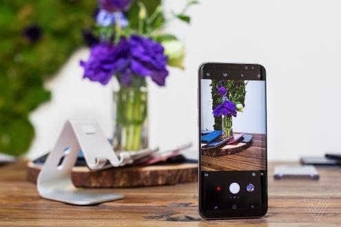 Galaxy S8'e Note 9 özellikleri geldi!