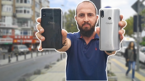 Casper VIA A3 Plus ile 7 gün!