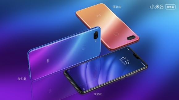Xiaomi Mi 8 Pro ve Mi 8 Lite duyuruldu!