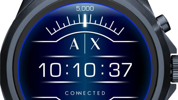 Armani de akıllı saat pazarındaki yerini aldı