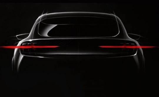 Elektrikli Mustang SUV Mach 1 geliyor!