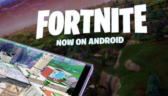 Fortnite'ın Android sürümü rekora koşuyor!