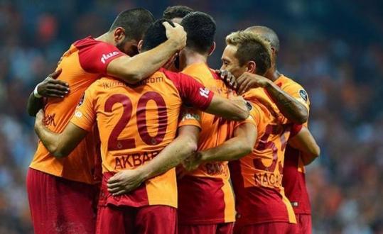 Galatasaray taraftarı, takımları gol attıkça internet kazanacak!