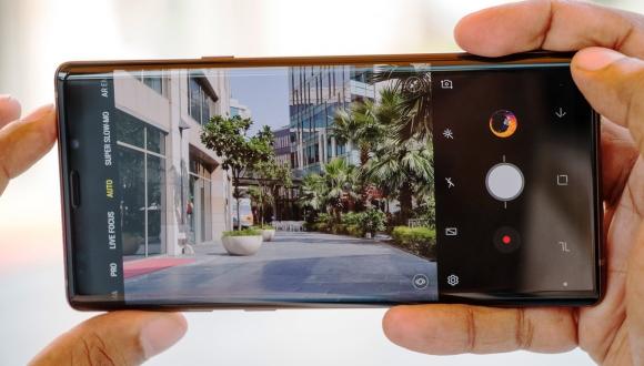 Galaxy Note 9 için kamera güncellemesi yayınlandı!