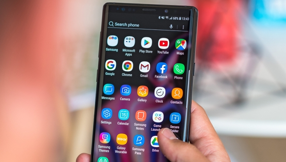 Galaxy Note 9 için yeni güncelleme yayınlandı!
