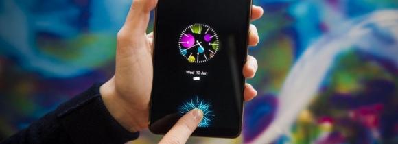 Galaxy S10 parmak izi tarayıcısı bir ilk olacak!