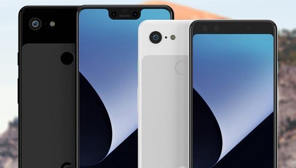 Google Pixel 3 üç renkle mi gelecek?