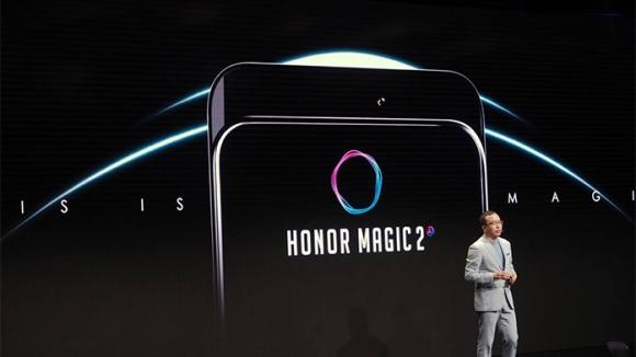 Honor Magic 2 neredeyse çerçevesiz geliyor!