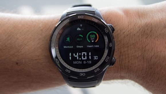 Huawei Watch GT'nin tasarımı ortaya çıktı!