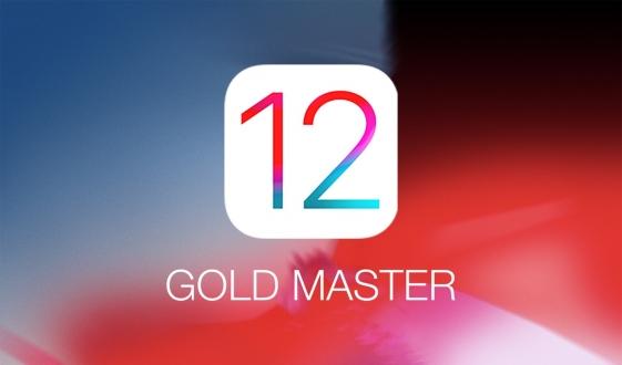 iOS 12 Gold Master güncellemesi yayınlandı!
