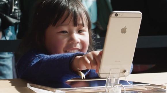 Çocuklar iOS korumasını atlattı!