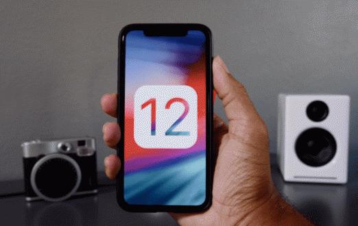 iOS 12 güncellemesi yayınlandı!