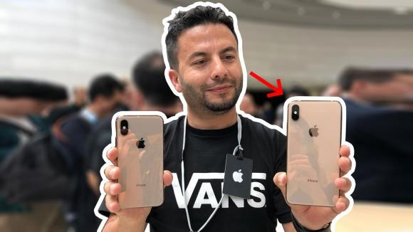 iPhone XS Max ön inceleme (Video)